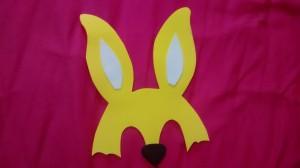 mascara de coelho 1