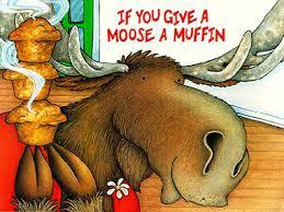 livro se voce der um muffin a aum alce
