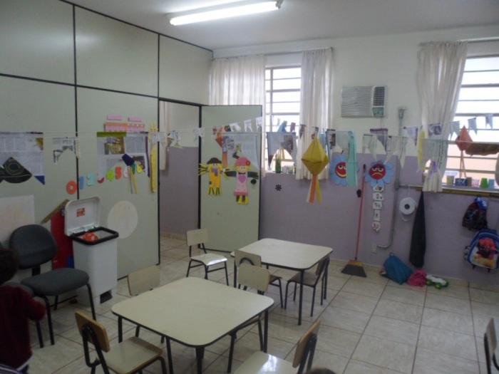 enfeite sala de aula