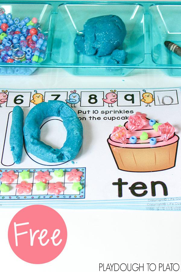 number-mats-pin